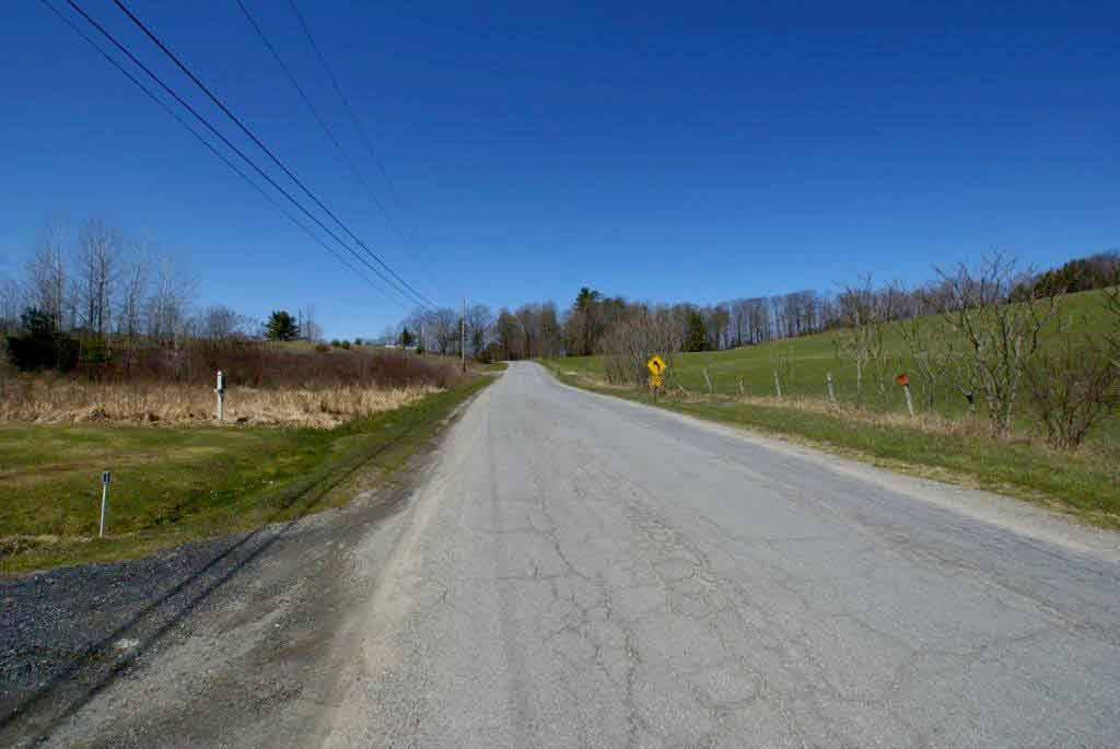 Affordable Country Location Road