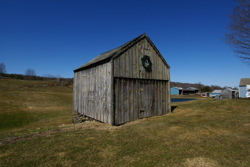 Braymer's Mountain Farm Shed