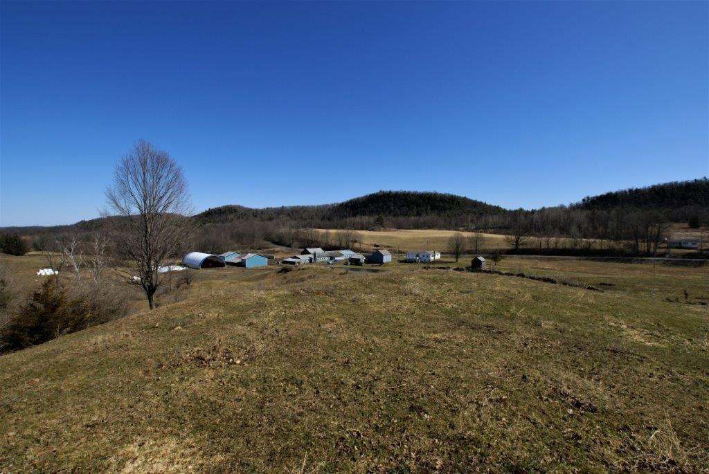 Braymer's Mountain Farm  View