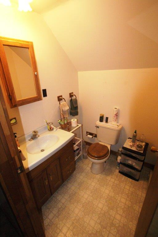 Upstairs Bath from DC Realty