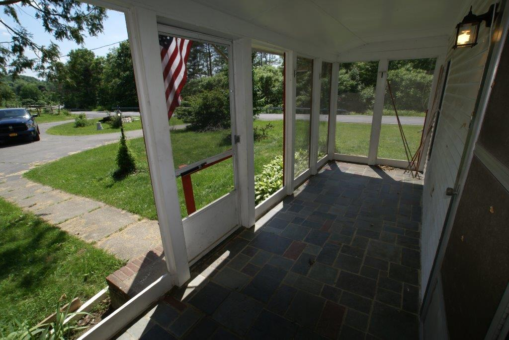 Screened In Porch From DC Realty