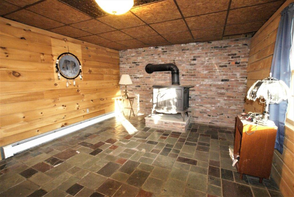 Custom Country Ranch Woodstove