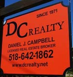DC Realty Sign