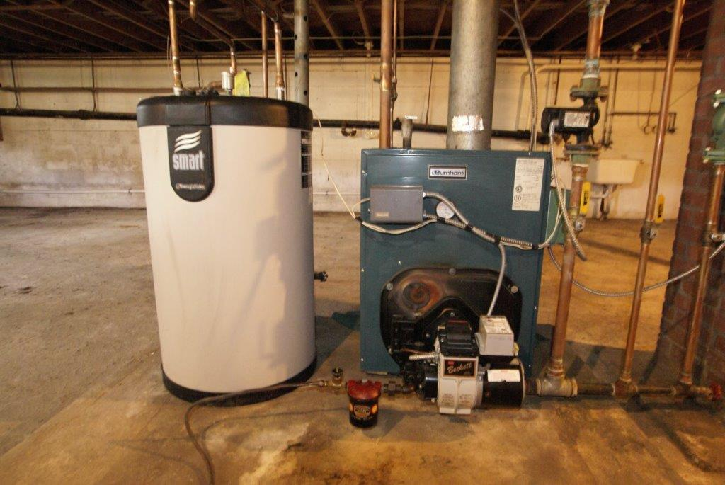 Easy Care Ranch - Boiler