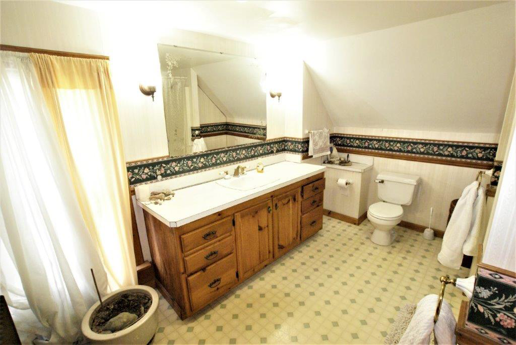 Family Home Bathroom Upstairs