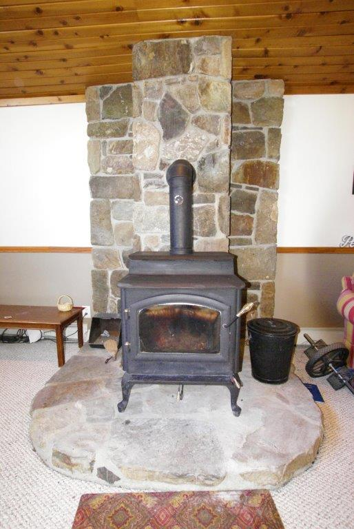 Family Home Wood Stove