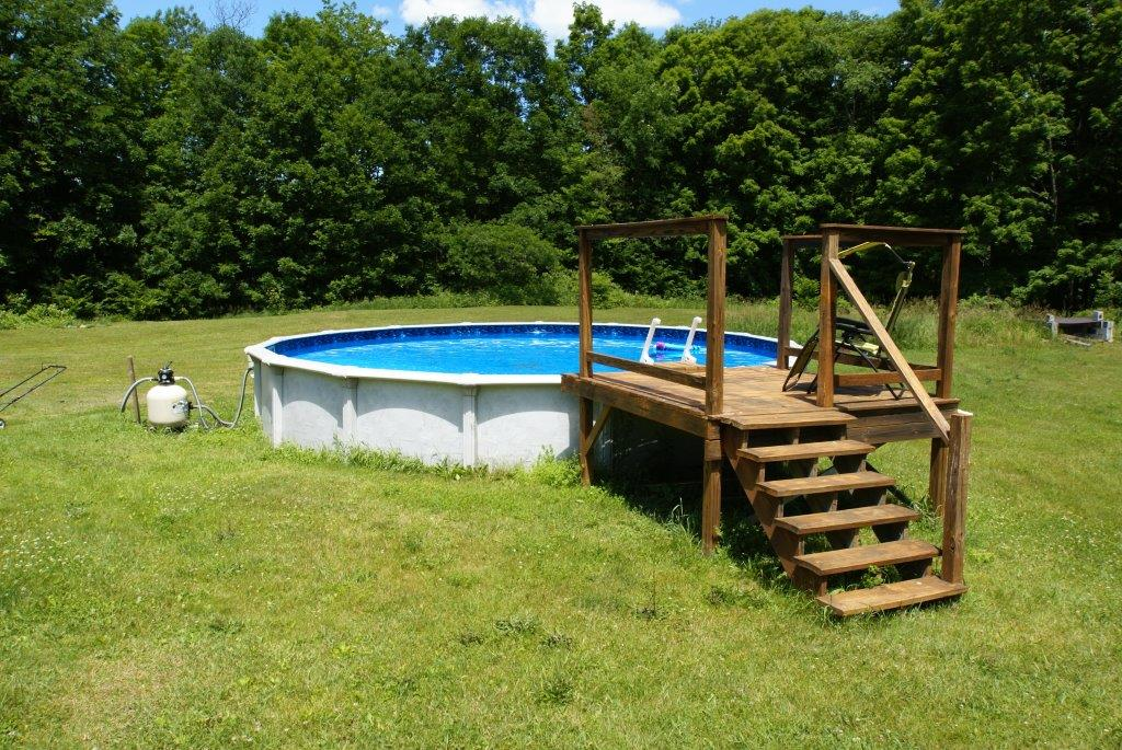 Your New Pool from DC Realty