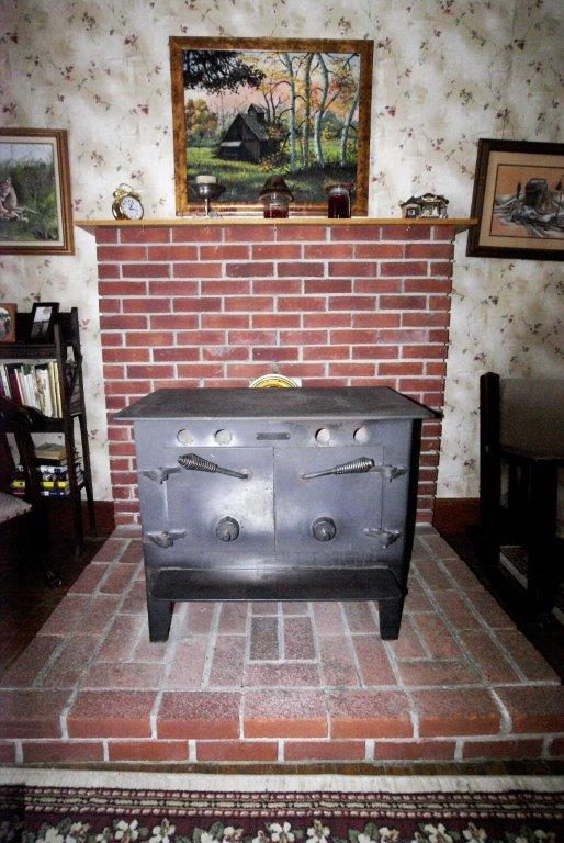 Sherman Apple Hill Farm Wood Stove