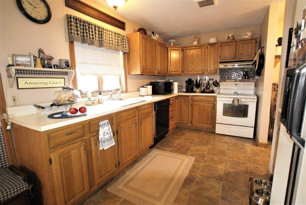 Very Nice Two Family Kitchen