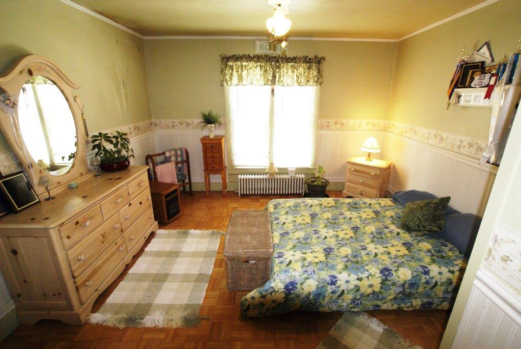 Your Village Victorian Bedroom from DC Realty