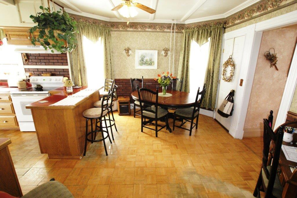 Your Village Victorian Dining Room from DC Realty