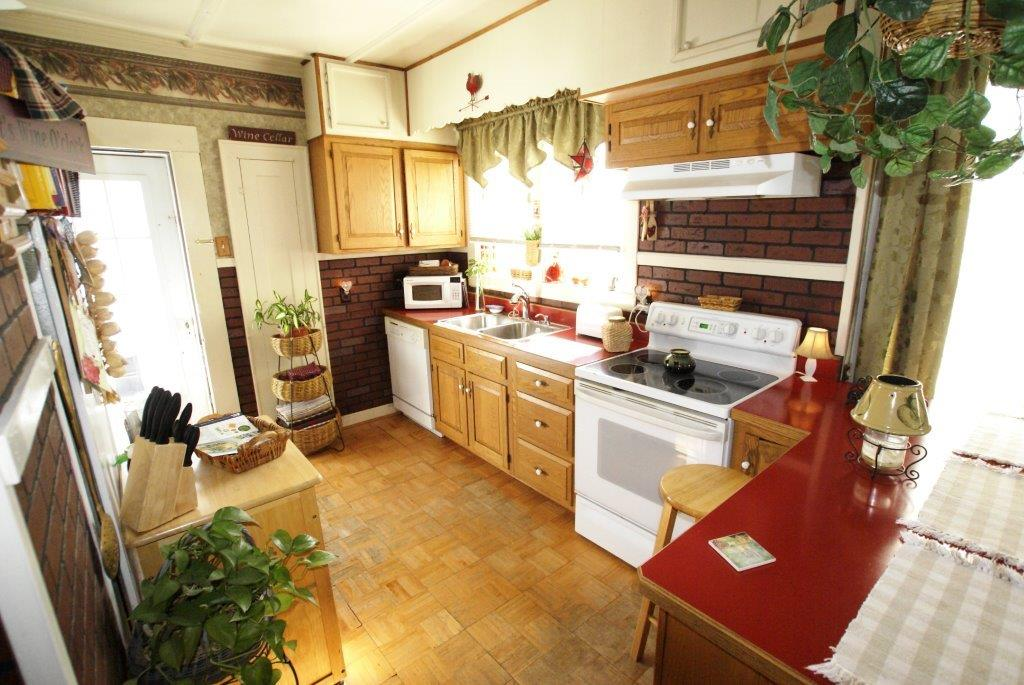 Your Village Victorian Kitchen from DC Realty