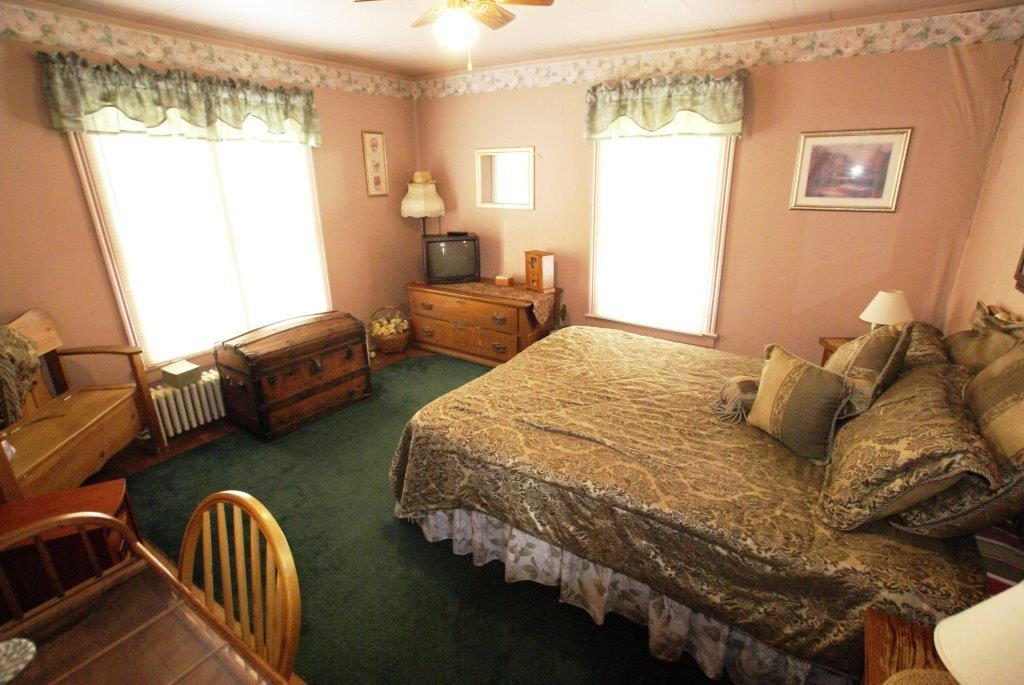 Your Village Victorian Master Bedroom from DC Realty