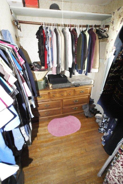 Your Village Victorian Master Closet from DC Realty