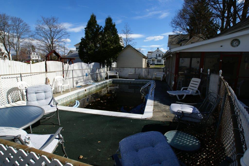 Your Village Victorian Pool from DC Realty