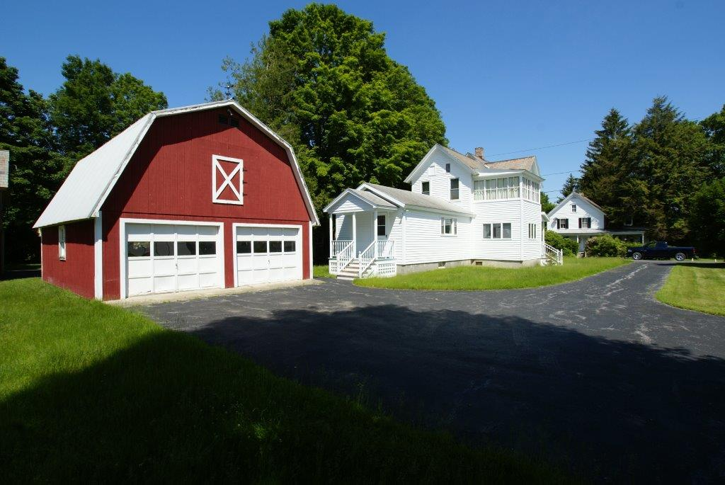 Your Spacious Village Home and Barn from DC Realty
