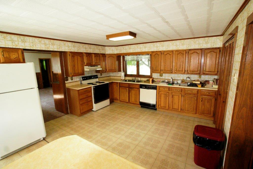 Your Kitchen in the Spacious Village Home from DC Realty