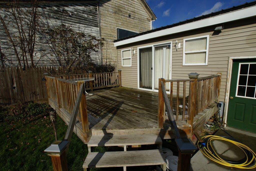Your New Deck In Whitehall NY DC Realty