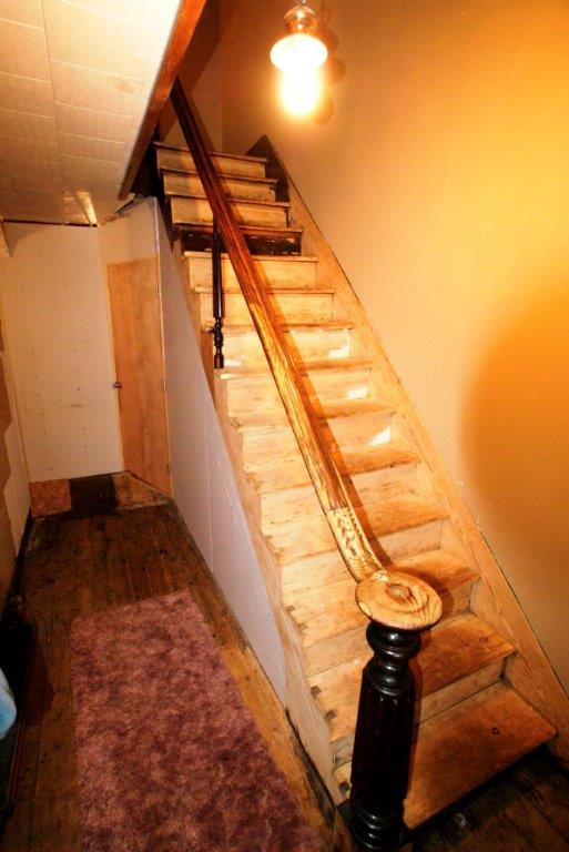 Stairway Whitehall DC Realty